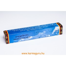 Thrangu Mentsee Khang SORIG füstölő