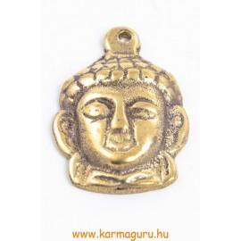 Buddha fej medál
