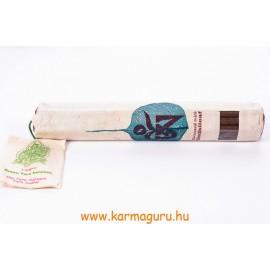 Zöld Tara füstölő bódhi levéllel - gyors segítség