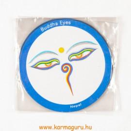 Buddha szem vékony mágnes