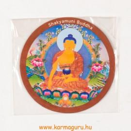 Shakyamuni Buddha vékony mágnes