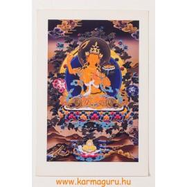 Manjushri képeslap