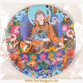 Guru Rinpoche vastag mágnes