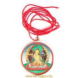 Manjushri talizmán a mantrájával