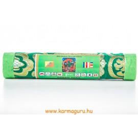 Zöld Tara butáni füstölő - gyors segítség