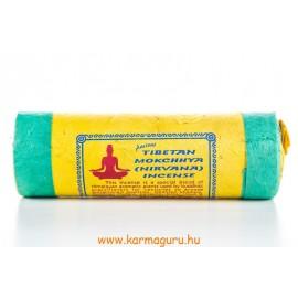 Ősi tibeti moksha füstölő – megvilágosodás