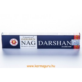 Vijayshree Arany Nag Darshan füstölő