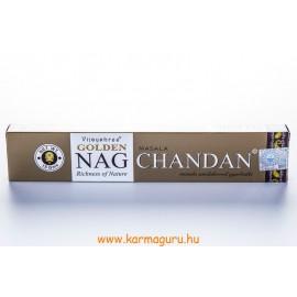 Vijayshree Arany Nag Chandan fűszeres szantál füstölő