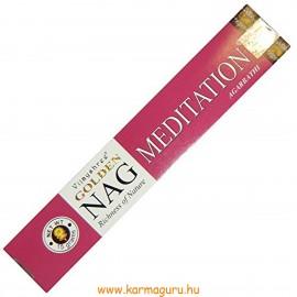 Vijayshree Arany Nag Meditation füstölő