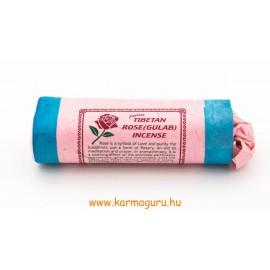 Ősi tibeti rózsa füstölő – tiszta szeretet