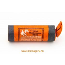 Ősi tibeti valeriána (macskagyökér) füstölő – nyugtató, szorongás csökkentő