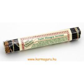 Tashi Dhargey füstölő, égetővel