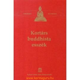 Ermesz Csaba (szerk.): Kortárs buddhista esszék
