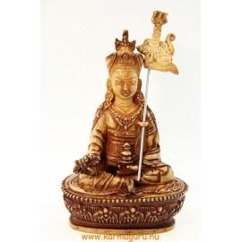Guru Rinpoche szobor csont színű