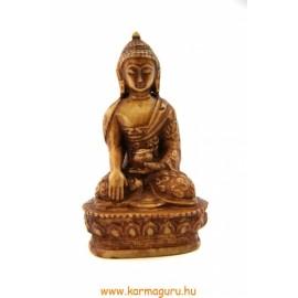 Buddha Shakyamuni szobor resin csont