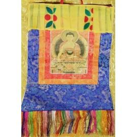 Buddha fali függő