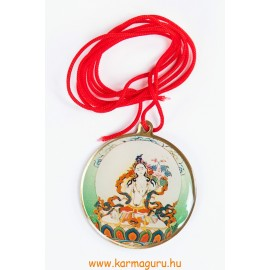Fehér Tara talizmán a mantrájával